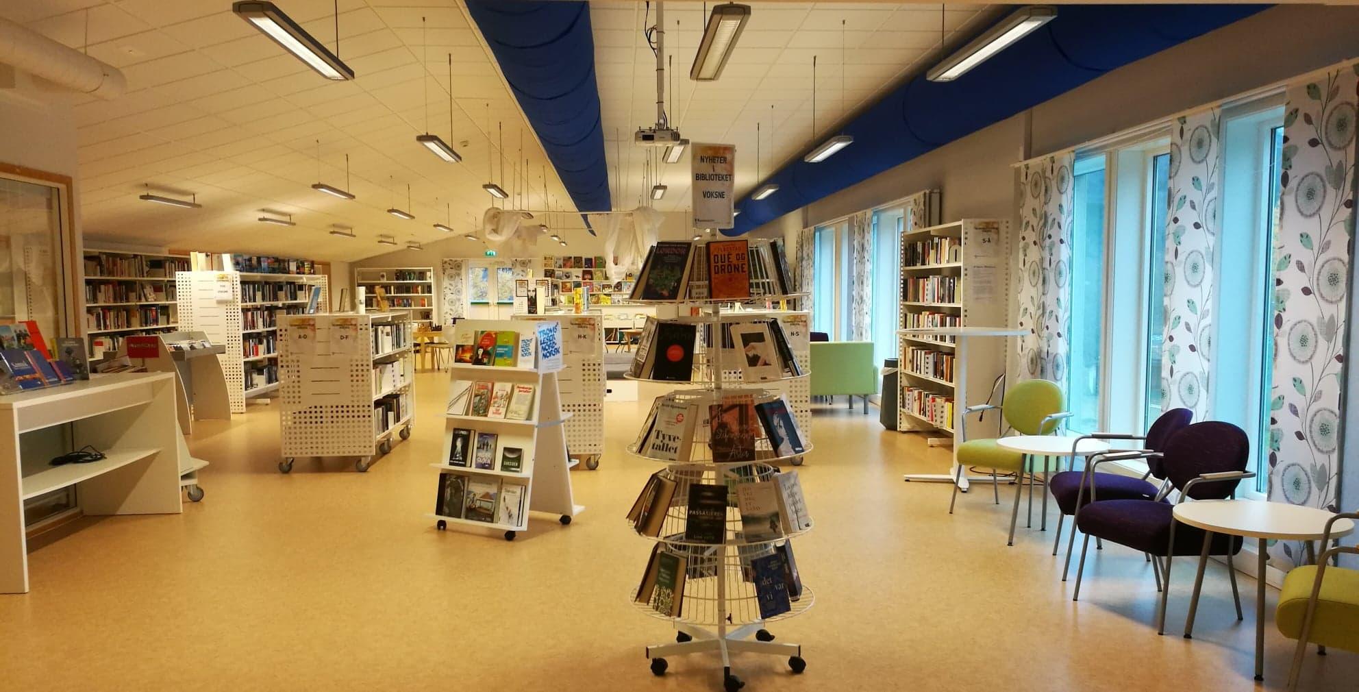 Gratangen bibliotek